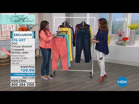 HSN | Diane Gilman Fashions . http://bit.ly/2WCYBow