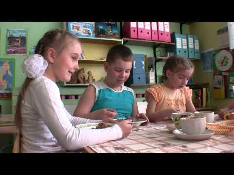 Один день в детском саду (V.Lobanov Severodvinsk) HD