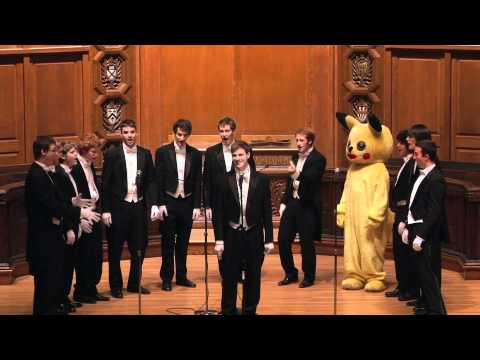 Nature Boy by The Yale Whiffenpoofs of 2011