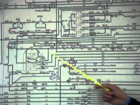ТЭМ2 элект.схема 1.3