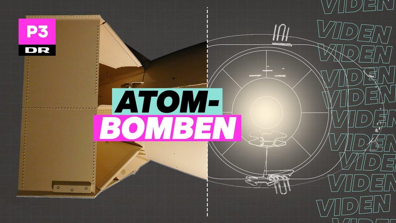 Hvad sker der når en atombombe eksploderer?