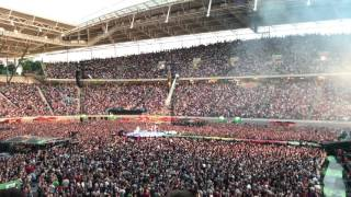 Coldplay - Princess Of China (Live) | Leipzig (14.06.2017)
