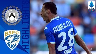 Udinese 0-1 Brescia | Romulo Goal is Enough for Brescia to Take Win! | Serie A