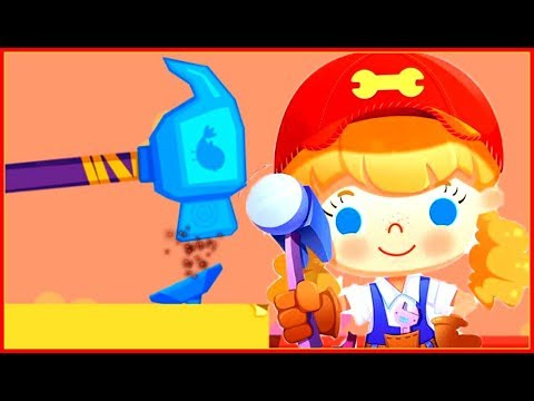Super Candy Let's Fix It: Baby Candy Repair Expert, Fixing Everything  Education GAMEPLAY for KIDS