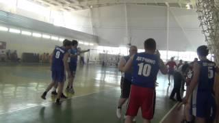 Баскетбол. Хвастовичи - Детчино