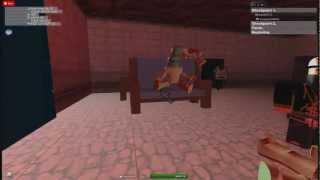 Oh Pedobear!! :D -Roblox- Dark Room Part 2 of 2