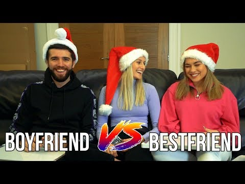 BOYFRIEND vs BESTFRIEND Challenge!