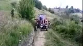 tractor u651 trestia