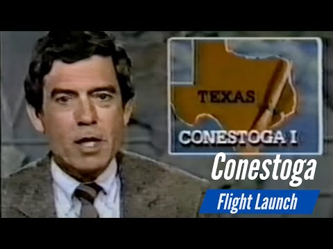 Conestoga 1: Pioneering The Commercial Space Future