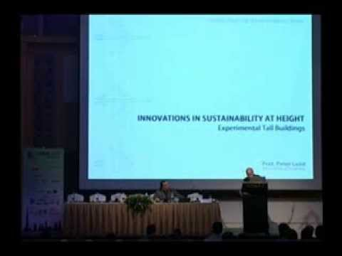 CTBUH 2008 Dubai Congress - Land - Innovations in Sustainability at Height
