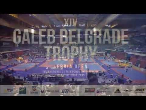 Galeb Belgrade Trophy - Serbia Open