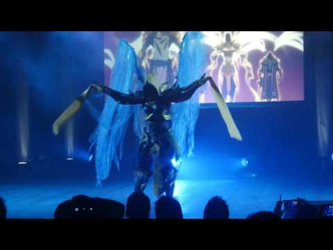 related image - Magic - Monaco International Cosplay Master 2017 - 09 - Diablo 3 - Auriel - Germia