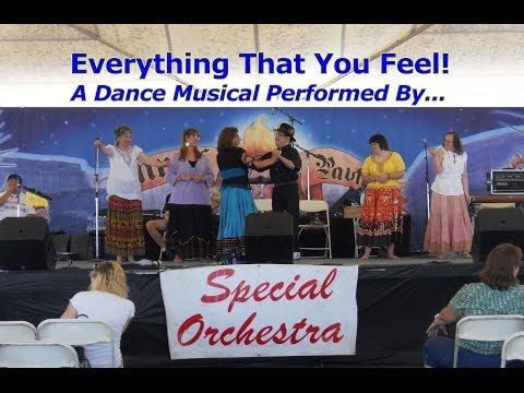 Special Orchestra - Everything That You Feel! Dance Musical (Full length) SpecialOrchestra.org