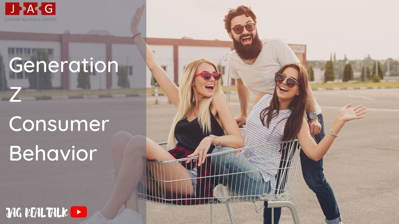 GENERATION Z CONSUMER BEHAVIOR - Top 3 Ways to Attract Gen Z Online