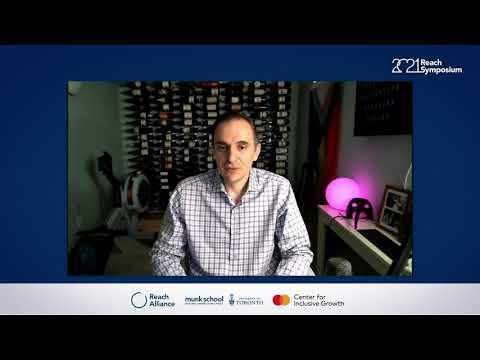 2021 Reach Symposium Flash Talk: Andrew Trister