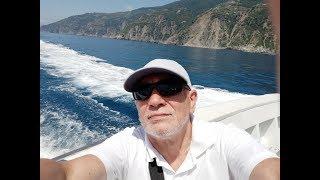 Манарола...путешествие по морю / Видео