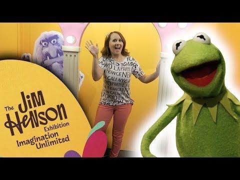 Visiting the Jim Henson Exhibit at MoPOP!    Adorkable Rachel