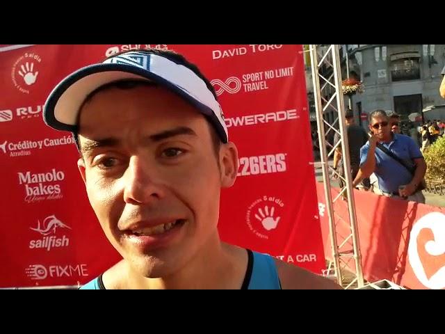 Timothy van Houtem pakt Europese titel Long Distance in Madrid