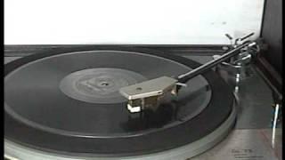 "Ethel Merman & Ray Middleton - ""Anything You Can Do"" - original 78"