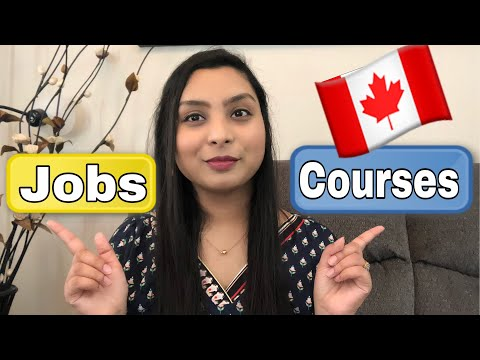 Top 5 Highly Paying Jobs & Top 5 Courses In Canada With Salaries