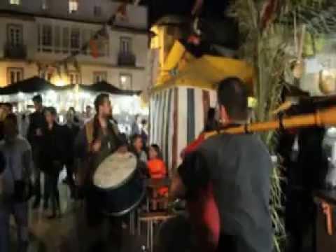 Musica en la Feria Medieval.