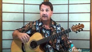 Moonshadow - Guitar Lesson Preview - Cat Stevens