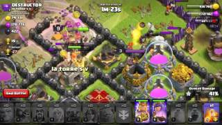 Clash of Clans reaching Masters League