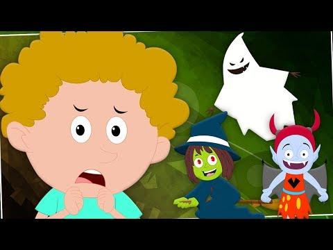 Halloween Notte | filastrocca in italiano | canzoni per bambini | Halloween Night | Booya Italiano