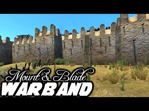 Taking Ichamur - Mount and Blade Warband Episode 75 |
