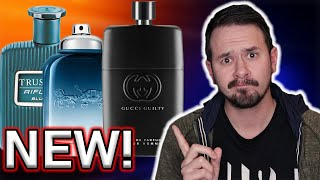 NEW COACH BLUE & GUCCI GUILTY EDP + CREED HAS BEEN SOLD OFF | MORE NEW FRAGRANCES