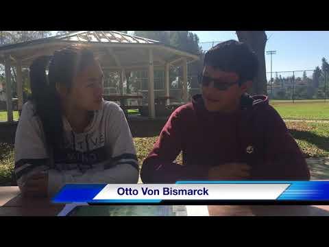 Otto Von Bismarck News Interview AP Euro