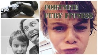 Fortnite Fury Fitness | GETCATFIT