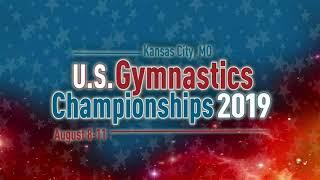 Junior Men Day 1 Webcast - 2019 U.S. Gymnastics Championships