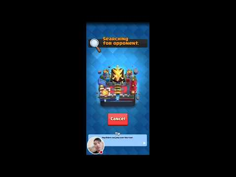 Luồng Clash Royale