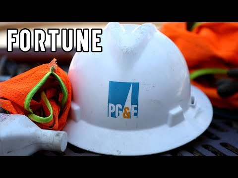 PG&E Will File for Bankruptcy I Fortune
