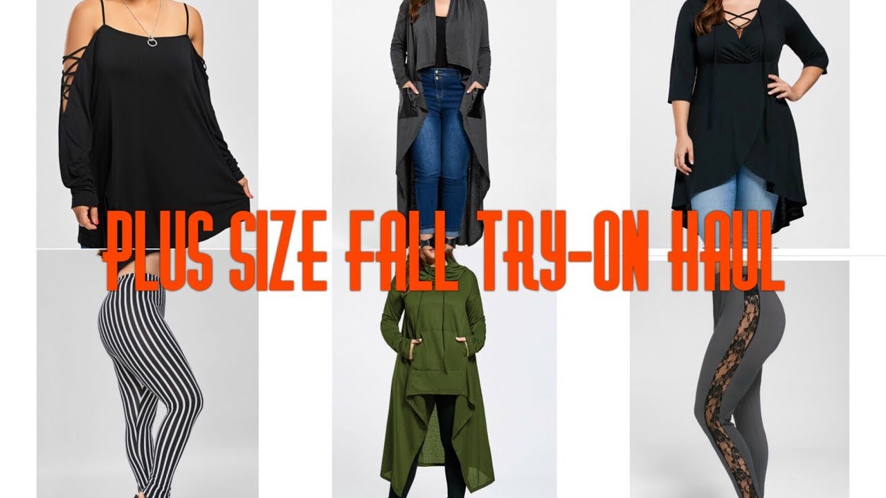 274c011b318 Plus Size Fall Haul Try-On