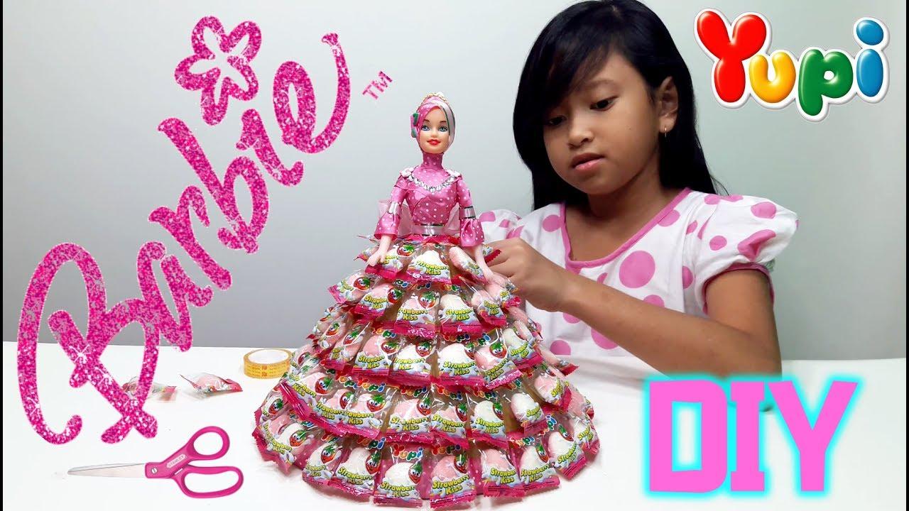 1010 Contoh Baju Boneka Barbie Dari Permen Kekinian