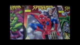 Spiderman (1994) The Animated Series Complete Unboxing