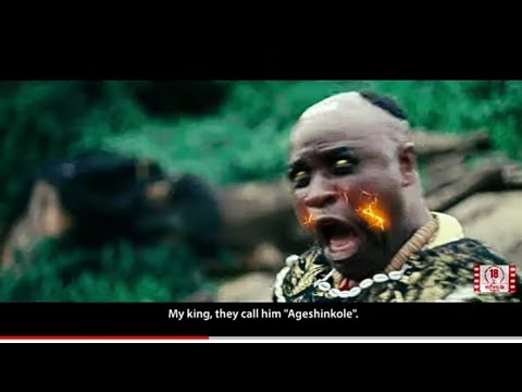 Download AMOTEKUN Olaniyi Afonja latest movie