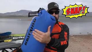 Top 5 Great Kayaking Waterproof Dry Bags You Need To See Christmas Gifts