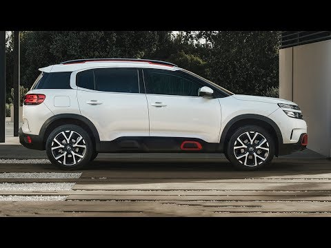 2019 Citroen C5 Aircross - interior Exterior and Drive (Great SUV)