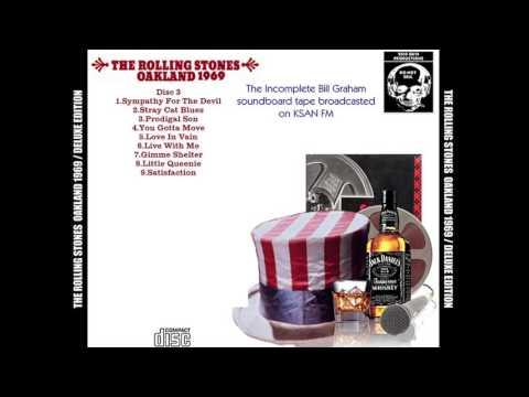 The Rolling Stones - Oakland Coliseum, 11-9-69, SOUNDBOARD (KSAN Broadcast)