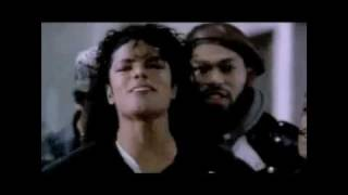 MICHEAL JACKSON BAD OFFICIAL MUSIC VIDEO FULL VERSION (HD) AND (HQ)