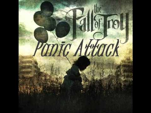 The Fall Of Troy-Panic Attack + Lyrics