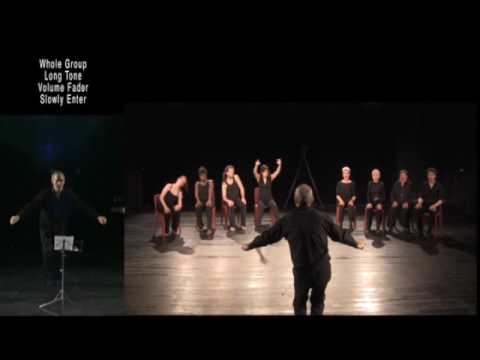 Soundpainting Workbook 3 - for Theatre and Danse by Walter Thompson