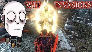 Dark Souls 3: WTF INVASIONS 4