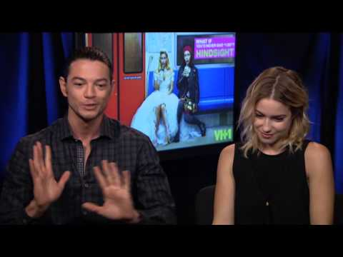 ConnTV Craig Horner & Laura Ramsey  Season 2 of Hindsight on VH1