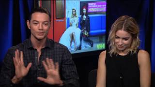 ConnTV Craig Horner & Laura Ramsey - Season 2 of Hindsight on VH1