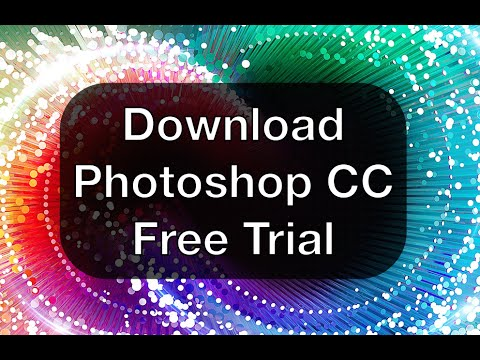 Download Photoshop CC Free Trial 2015