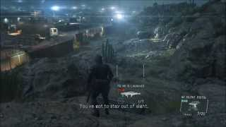 Metal Gear Solid V Ground Zeroes GTX 970 i7 4790k Gameplay